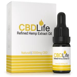 cbd life refine 20% hemp oil nature alternatives newtownards