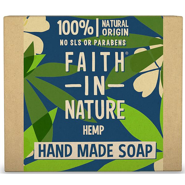 cbd soap faith in nature by natures alternative