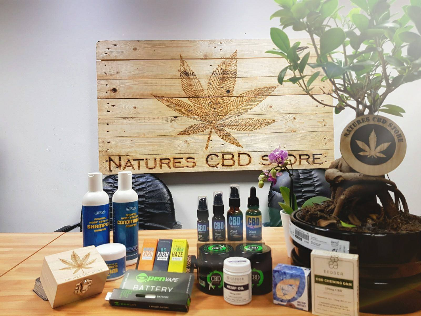 about natures alternative cbd specialists