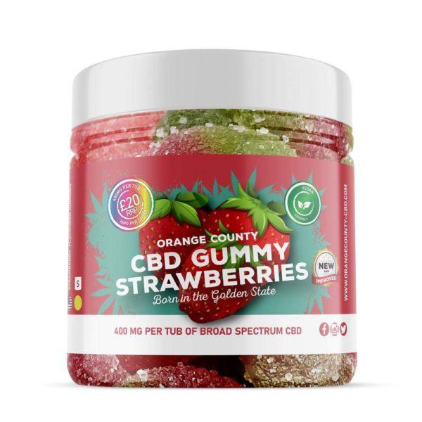 cbd gummies strawberry flavoured natures alternative newtownards belfast