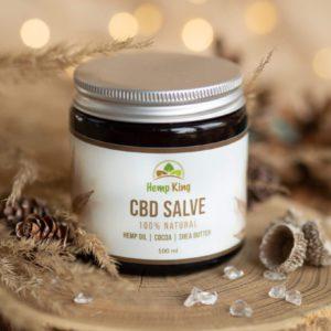 1% CBD Salve Ointment – 100 ml belfast newtownards nature's alternative