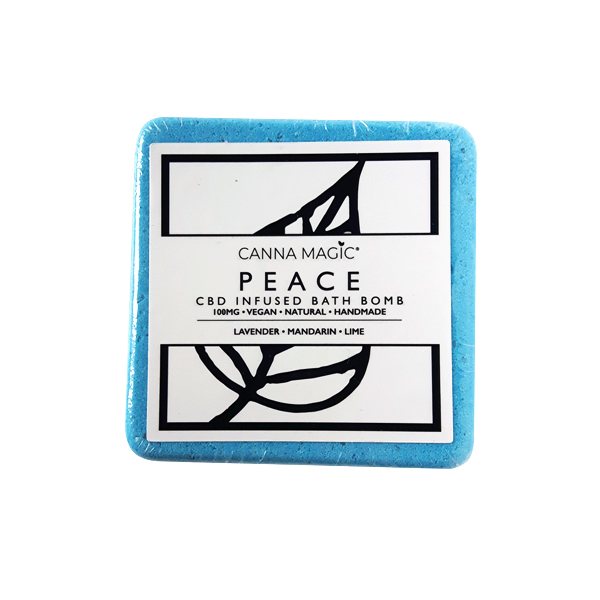 peace canna magic cbd bathbomb belfast newtownards natures alternative